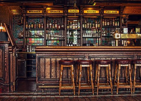 bar decor irish pub the dubliner copthorne hotel hannover by
