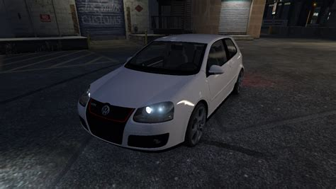 Golf Auto Gta 5 by 2006 Volkswagen Golf Gti V Add On Replace Gta5 Mods