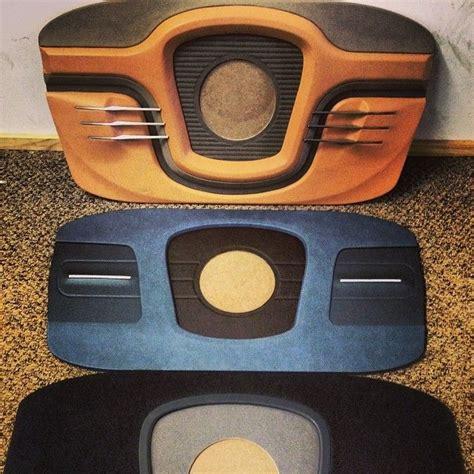 car audio interior design industrial design id display
