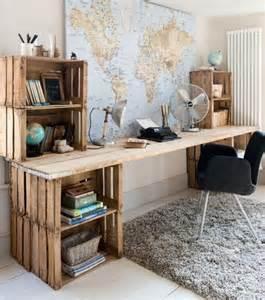 Bien Meuble Palette De Bois #7: Une-bureau-en-palettes-en-bois_181031_w620.jpg