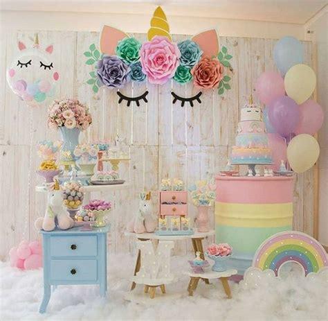como decorar fiesta de unicornio fiesta de unicornios organiza tu fiesta