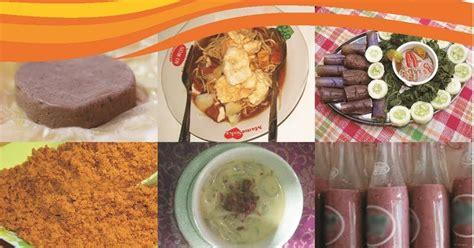 Getas Kretek Pulau Bangka makanan khas bangka sejarah makanan khas bangka belitung