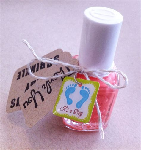 Nail Baby Shower Favor by Baby Shower Nail Favors I M Going To Be A