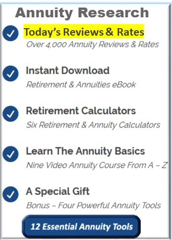 october  annuity rates annuity quotes  annuity guys