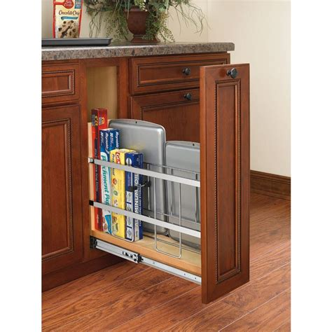 kitchen cabinet organization products rev a shelf kitchen storage organization the home depot