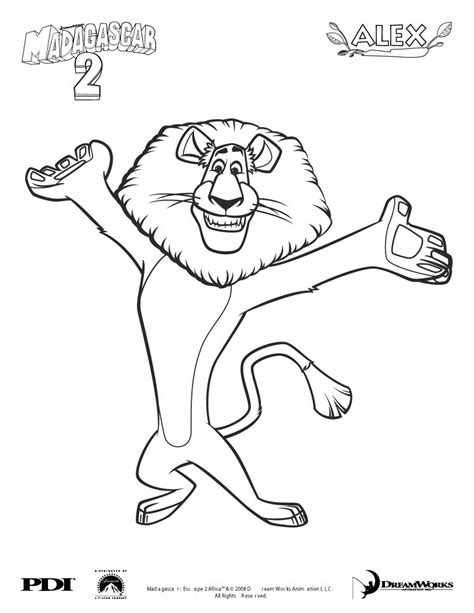 madagascar island coloring page madagascar escape 2 africa coloring pages coloring pages