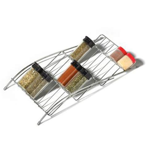 In Drawer Spice Rack by Spice Rack Drawer Organizer In Spice Drawer Organizers