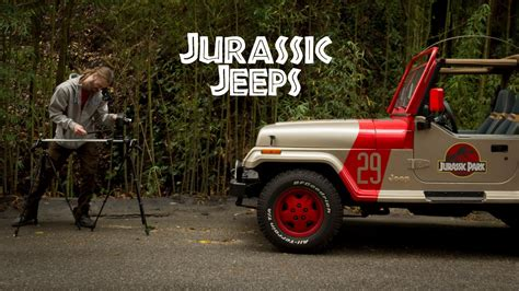 jurassic world jeep 29 jurrasic park jeep