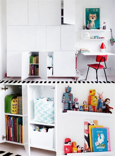 hack storage build house home playroom storage solution ikea hack spaces room to play