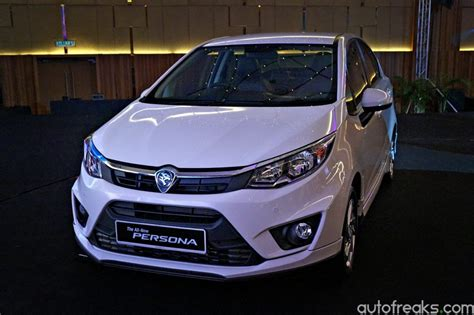 Proton Persona by 2016 Proton Persona Launched Priced From Rm46 800