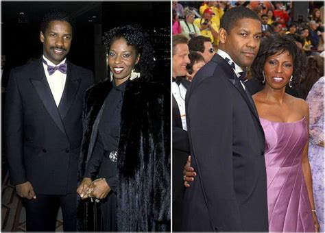 denzel washington and family screen legend denzel washington s family wife and grown