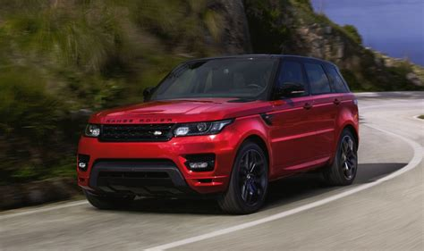land rover range rover sport 2016 2016 range rover sport hst to debut at new york with my16