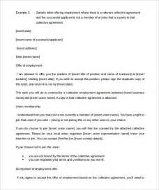 Appointment Letter Employment Agreement 25 Appointment Letter Templates Free Sample Example
