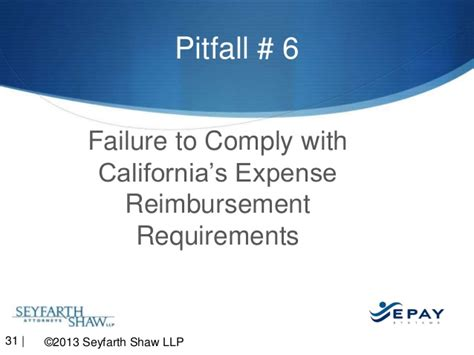 california labor code section 2802 california wage and hour law avoiding common pitfalls
