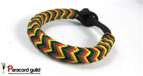 Different Types Of Bracelet Knots - s rasta bracelets showcase paracord guild