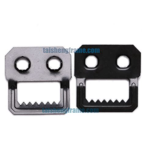 picture frame hanger onward hardware pozzi 6 hole hanging plate loose ts k093 27 37mm self fix