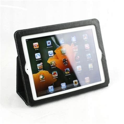 Yoobao Executive Series Leather Stand For 23 Promo for the new ipad3 yoobao 100 genuine cowhide leather executive smart black 3449
