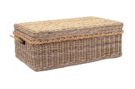 wicker basket coffee table 40 coffee tables with baskets underneath coffee table ideas