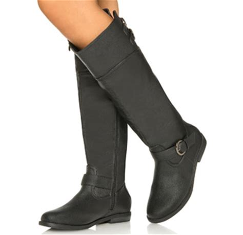 knee high boots for justfab