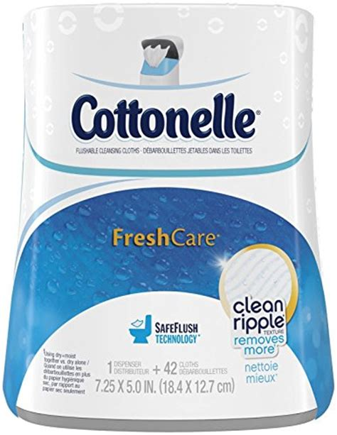 Fresh Care cottonelle fresh care moist wipes upright dispenser