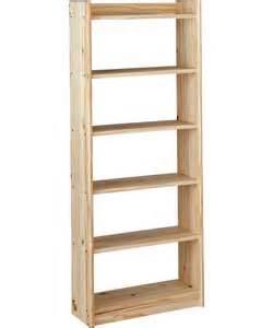 buy unfinished 6 shelf storage unit solid unfinished