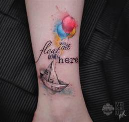 stephen king it we all float down here best tattoo