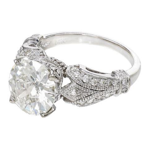 white gold engagement rings white gold engagement ring at 1stdibs