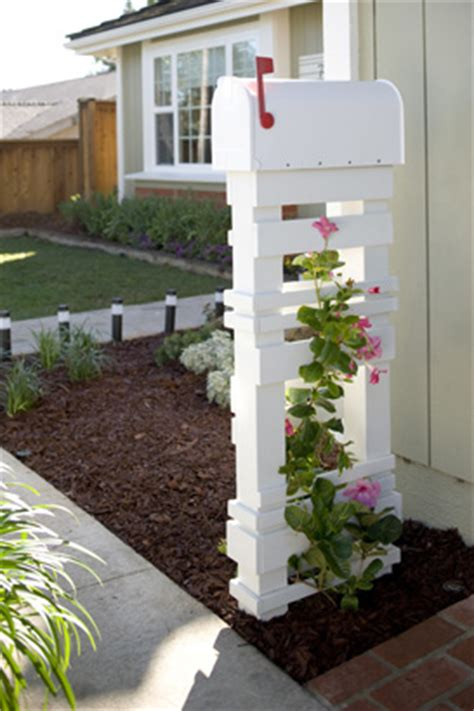 L Post Ideas by Diy Mailbox Ideas Remodelaholic