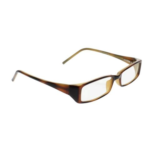sheer vision clear computer glasses plastic frame with