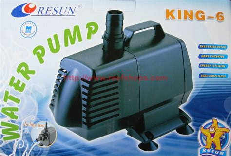 Resun King 6 resun king 6 submersible pumps