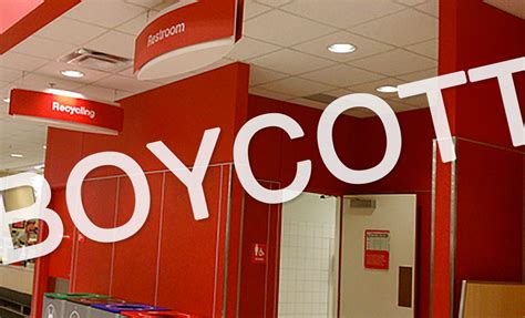 Target Bathrooms by Should Christians Take Part In The Target Boycott