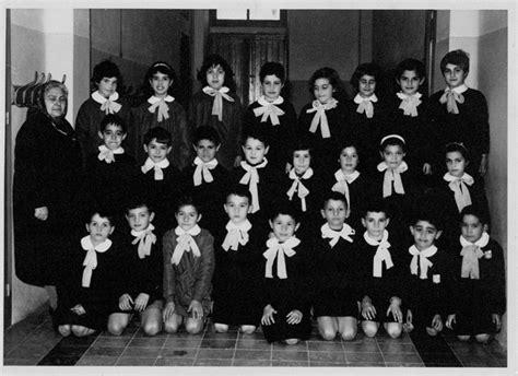 banchi di scuola oristano anno scolastico 1966 67 classe ii scuola elementare