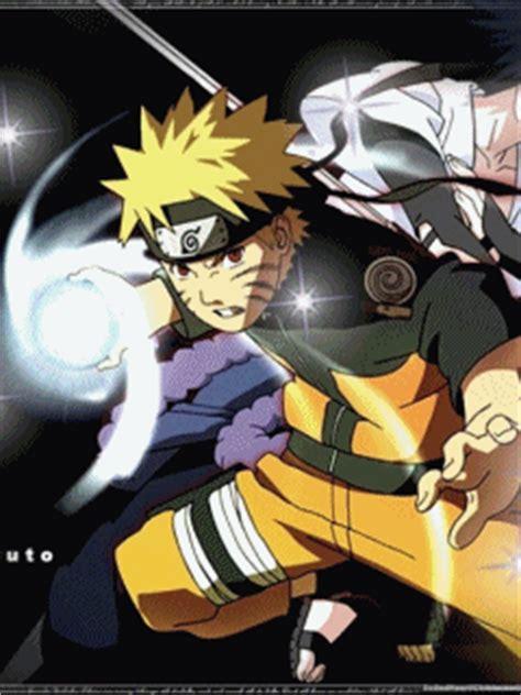 Wallpaper Bergerak Naruto 240x320 | gambar animasi bergerak kartun naruto