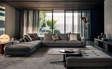 livingroom l minotti interiors on pinterest sofas concrete walls and