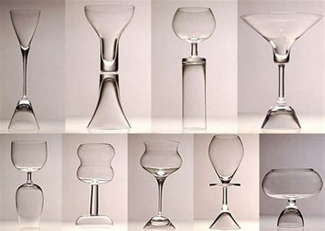 Unique Bar Glasses 7 Cool And Unique Wine Glasses For Your Home Bar Hometone