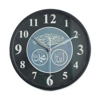 Odiaz Jam Dinding Minimalis Hitam jual jam dinding terbaik terlengkap harga menarik