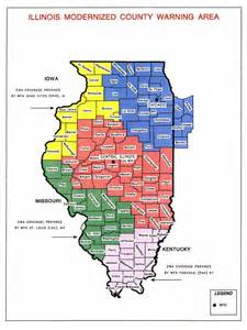 Illinois Area Code Map by 301 Moved Permanently