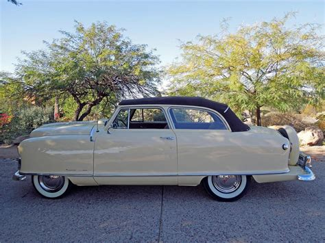 What Is A Rambler Style Home by 1951 Nash Rambler Convertible 139000