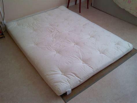 que es un futon futon japon bon 183 garofano rosso