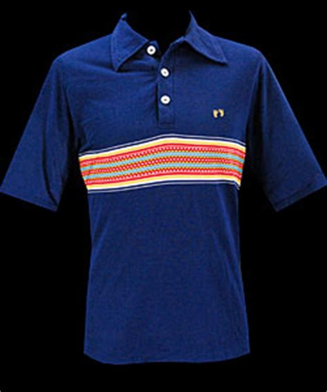 mens vintage clothing vintage hang ten polo shirt small