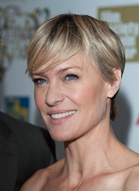 how to cut robin wright haircut robin wright