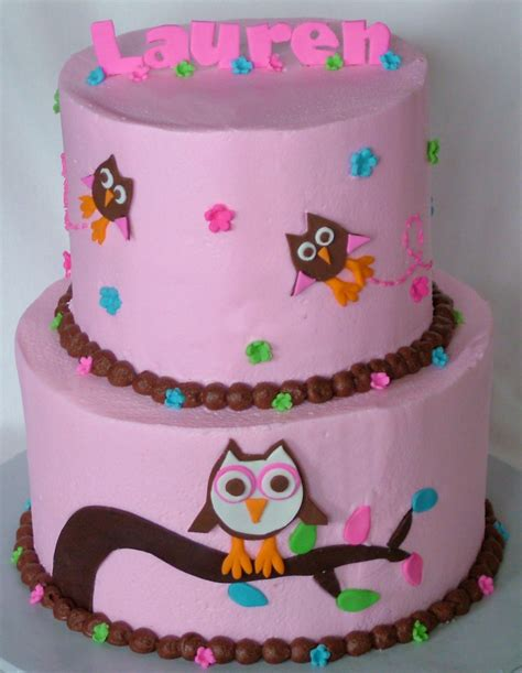 owl cakes owl and cakes on pinterest