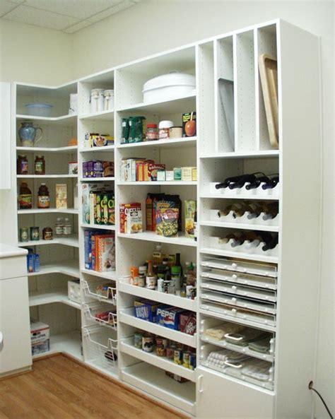 die moderne speisekammer 20 tolle speisekammer ideen aufbewahrung lebensmitteln