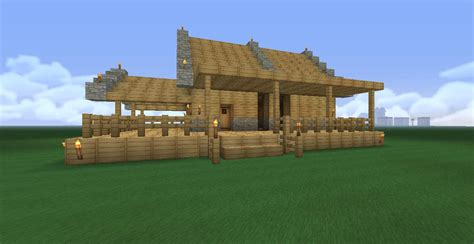 wooden house in minecraft 301 moved permanently