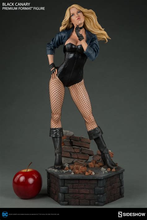 Dc Bust Black Canary black canary sideshow 300287 dc collectible statue figure premium format at cmdstore