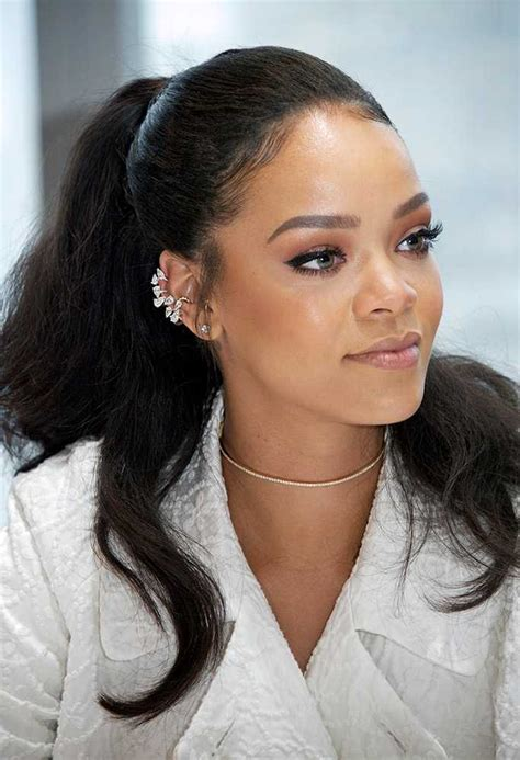 rihanna hairstyles games does rihanna wear lace fronts her hair always looks soooo