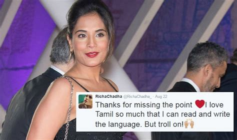 richa chadda pakistan richa chadda got trolled for defending fawad khan and