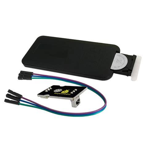 Infrared Kit Black Color keyestudio ir receiver module kit for arduino black yellow free shipping dealextreme