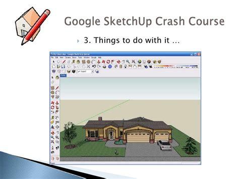 Sketchup Course Tutorial Dicd 13b sketchup a crash course