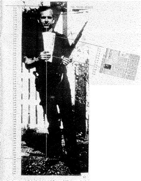 oswald backyard photos harvey oswald backyard photos 28 images the plot thickens was goldman s greg smith